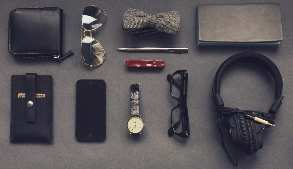 accessories for a stylish job interview