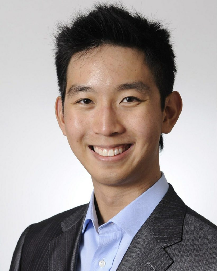 Chinese CV business man