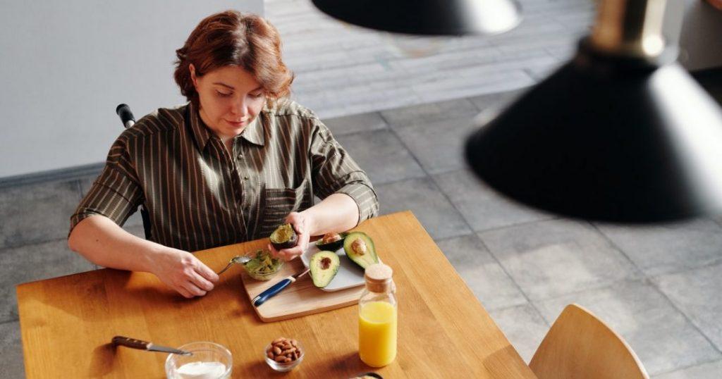 food healthier remote working