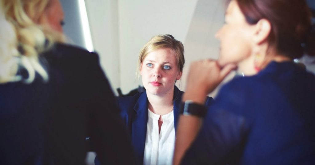 job interview company
