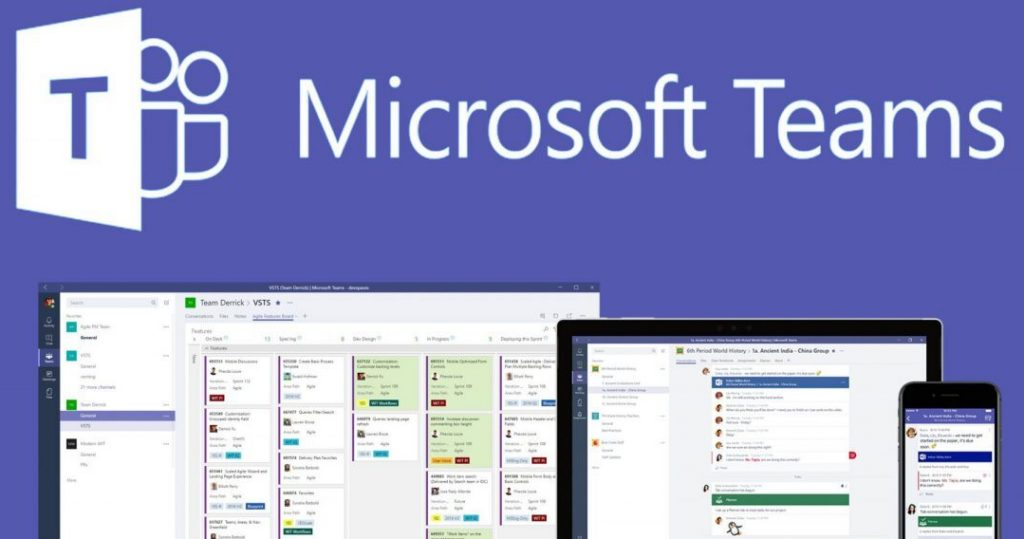 Microsoft Teams communication tools