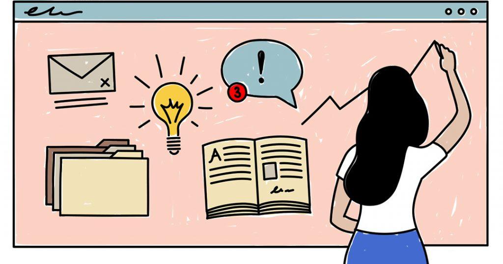 BlogIn communication tools